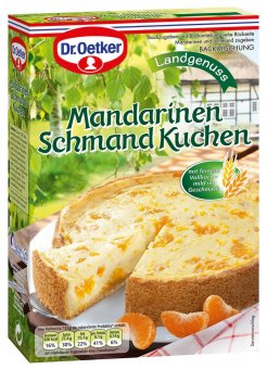 dr oetker landgenuss mandarinen schmand kuchen 460g online kaufen bei lieferello. Black Bedroom Furniture Sets. Home Design Ideas