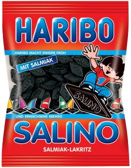 haribo salino lakritz 200g online kaufen bei lieferello. Black Bedroom Furniture Sets. Home Design Ideas