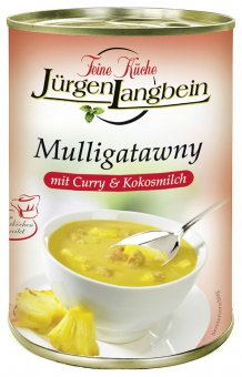 j rgen langbein mulligatawny fertiggericht 400ml. Black Bedroom Furniture Sets. Home Design Ideas