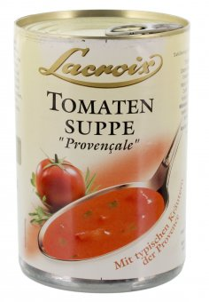 lacroix tomatensuppe proven ale dosensuppe 400ml. Black Bedroom Furniture Sets. Home Design Ideas