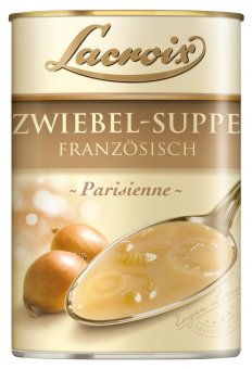lacroix franz sisch parisienne zwiebelsuppe 400ml. Black Bedroom Furniture Sets. Home Design Ideas