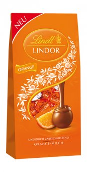 Lindor Kugeln Orange