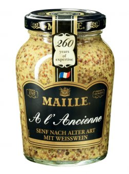 maille senf l ancienne mit wei wein 200ml online kaufen bei lieferello. Black Bedroom Furniture Sets. Home Design Ideas