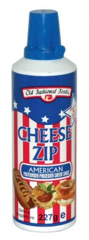 Old fashioned foods squeeze cheese 52