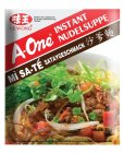 A-One Instant Nudelsuppe mit Sataygeschmack 85g