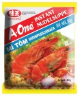 A-One Instant Nudelsuppe mit Shrimp-Geschmack 85g