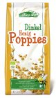 Allos Bio Dinkel Honig Poppies Flakes 300g