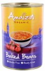 Amaizin Bio Baked Beans Bohnen in Tomatensauce English Breakfast 400g