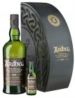 Ardbeg Geschenkpackung 10 Jahre Islay Single Malt Scotch Whisky 46% Vol. 0,7l + Uigeadail 54,2% vol 0,05l 1St