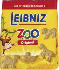 Bahlsen Leibniz Zoo Original Mini-Butterkekse in Tierform 125g