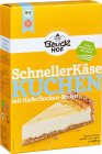 Bauck Hof Bio Der Schnelle Käsekuchen mit Haferflocken-Boden 485g