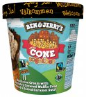 Ben & Jerry's Waffle Cone together Eiscreme 465ml, Fairtrade