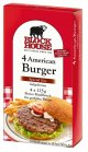 Block House American Burger Patties TK 4St/500g