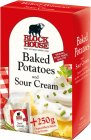 Block House Baked Potatoes und Sour Cream 650g