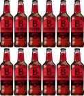 Bulmers Crushed Red Berries & Lime Apfelcider 4% Vol. 12x0,5l