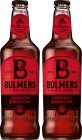 Bulmers Crushed Red Berries & Lime Apfelcider 4% vol 2x0,5l