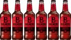 Bulmers Crushed Red Berries & Lime Apfelcider 4% Vol. 6x0,5l