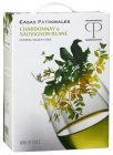 Casas Patronales Chardonnay & Sauvignon Blanc Bag-in-Box 13,5% vol Bag-in-Box 3,0l