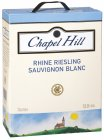 Chapel Hill Rhine Riesling Sauvignon Blanc, trocken 12% vol Bag-in-Box 3,0l