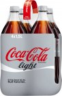 Coca-Cola light 4er-Pack 1,5l