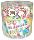 Cool Best Rocks Lolli 100St