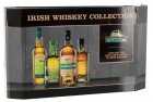 Cooley Irish Whiskey Collection Vier Irische Whiskeys 40% vol 4x0,05l