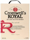 Cromwell's Royal schottischer Whisky 40% vol 3l