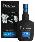 Dictador Columbian Rum 20 Years 40% vol 0,7l