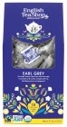 English Tea Shop Bio Earl Grey schwarzer Tee 15Bt/37,5g, Fairtrade