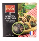 Escal 12 Weinbergschnecken TK 12St/85g