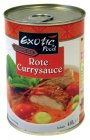 Exotic Food Rotes Curry 400ml