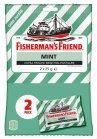 Fisherman's Friend Mint Pastillen ohne Zucker 2x25g/50g
