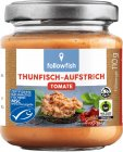Followfish Thunfisch-Creme Bio-Tomate 110g