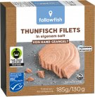 Followfish Thunfisch-Filets 130g/185g