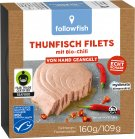 Followfish Thunfisch Filets mit Bio-Chili Konserven 109g/160g