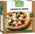 Followpizza Bio Steinofen-Minis Spinacio Pizza TK 2St/240g