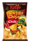 Fuego Tortilla Chips Chili 150g