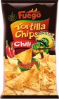 Fuego Tortilla Chips Chili 450g
