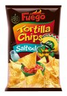 Fuego Tortilla Chips Salted Snack 150g