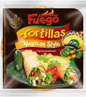 Fuego Tortillas Mexican Style 8St/320g