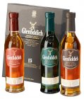Glenfiddich Single Malt Scotch Whisky Mix-Pack 40% vol 3x0,2l/1St