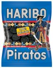 Haribo Piratos Salmiak-Lakritz 200g