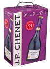 JP Chenet Les Grands Chais Merlot 13% Vol. 3-l-Bag in Box