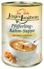 Jürgen Langbein Pfifferling-Rahm-Suppe Dose 400ml