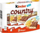Kinder Country 9St/211,5g