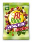 Kluth Fit Food Vital Mix Nusskern-Trockenfruchtmischung 150g