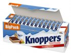 Knoppers Big Pack Milch-Haselnuss-Schnitte 15St/375g