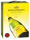 Königsmosel Riesling lieblich Bag in Box 8,5% vol Bag-in-Box 3,0l