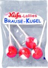 Küfa Brause-Kugel-Lolly 4St 50g