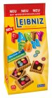 Leibniz Party Fun Kekse mit Schokoladentopping 150g